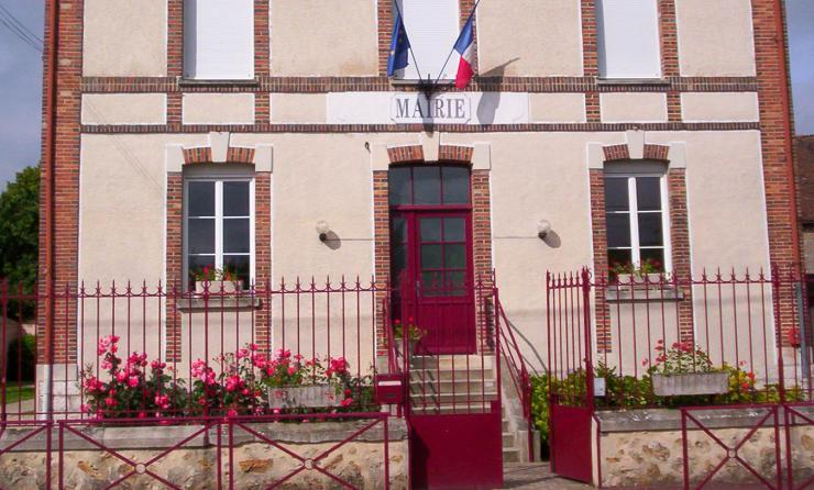 Mairie de Louan