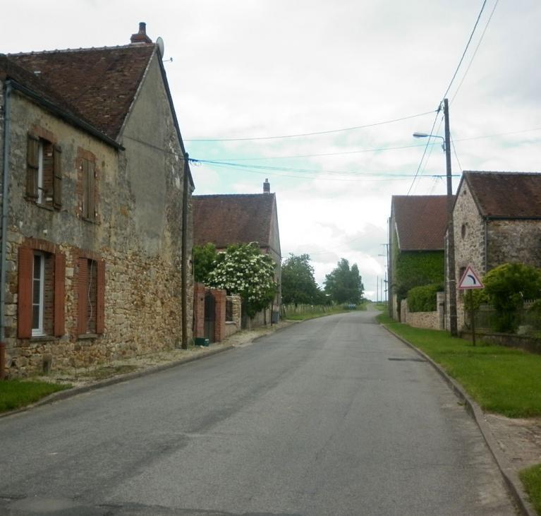 Louan - rue-perré