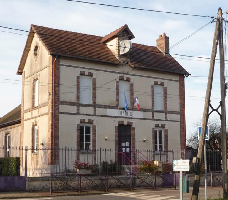 Mairie de Louan-Villegruis-Fontaine